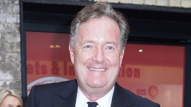 Piers Morgan new job