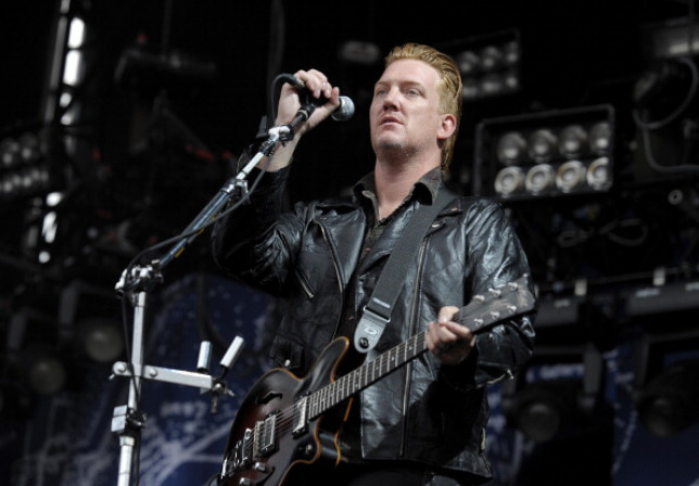 Queens Of The Stone Age Perform In Melbourne