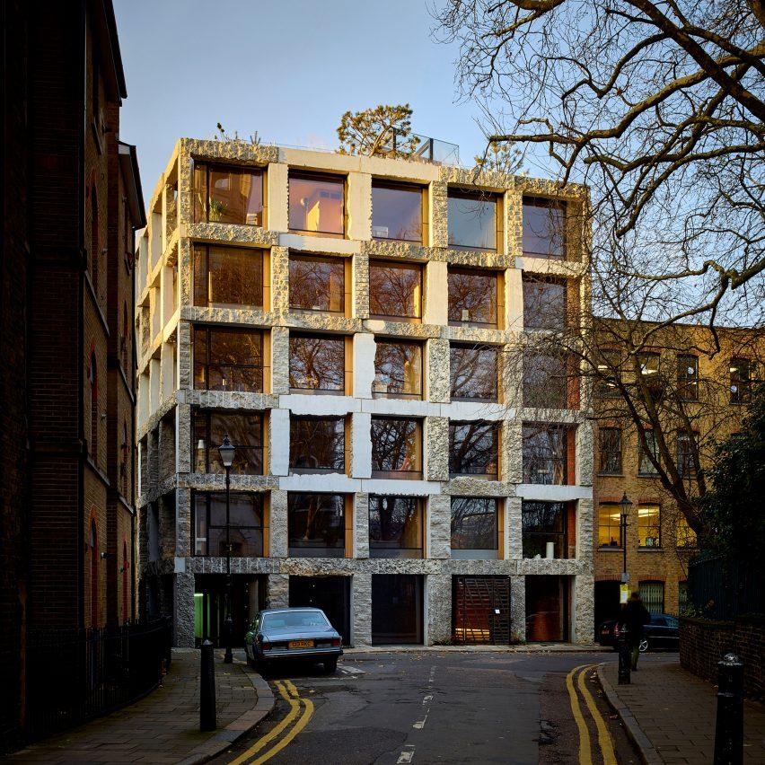 15 Clerkenwell Close by Groupwork