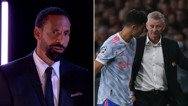 Rio Ferdinand defends Ole Gunnar Solskjaer's subs in Man Utd's loss to Young Boys