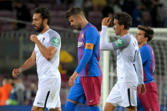 Barcelona draw against Granada