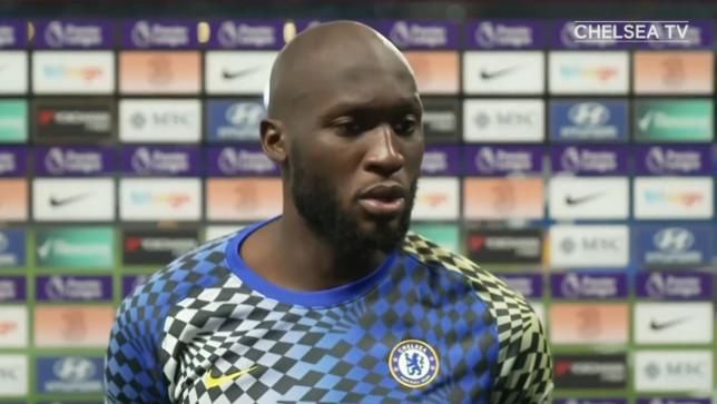 Romelu Lukaku struck twice as Chelsea sealed a 3-0 win over Aston Villa
