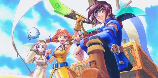 Skies Of Arcadia – forever SD?