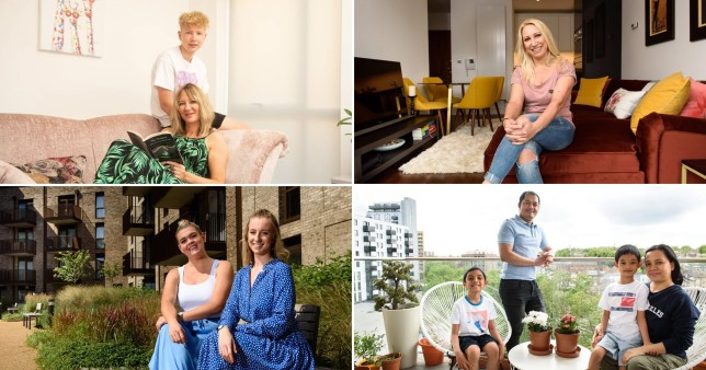 Shared ownership: How to get on the ladder for less according to people who've done it