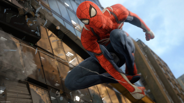 Spider-Man - can Insomniac wake up the superhero genre for games?