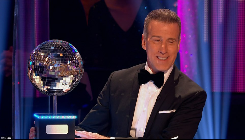Here he is!Strictly Come Dancing 2021 launched in style on Saturday night as Anton Du Beke took his place on the judging panel