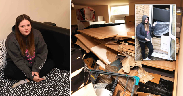 Cambridge student's ?170 per week room she can't even step foot into
