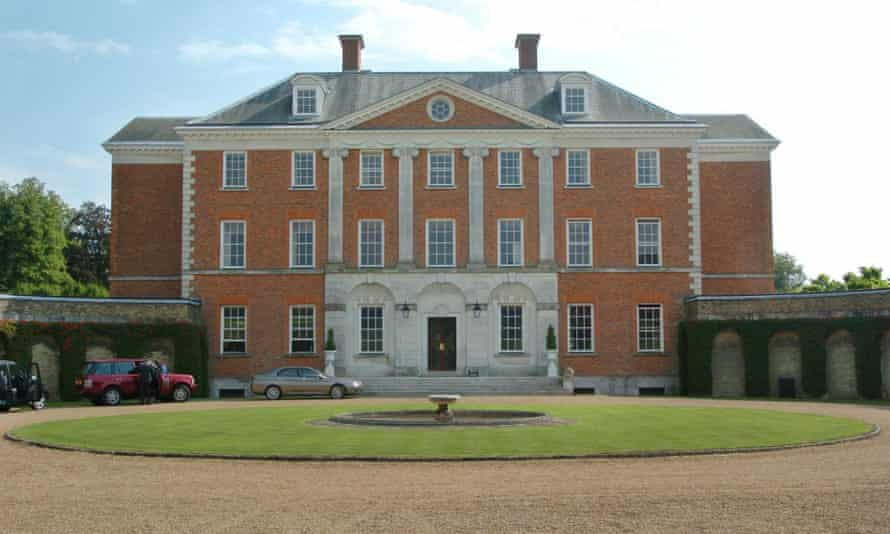 Chevening House in Kent is the grace-and-favour country retreat usually used by the foreign secretary.