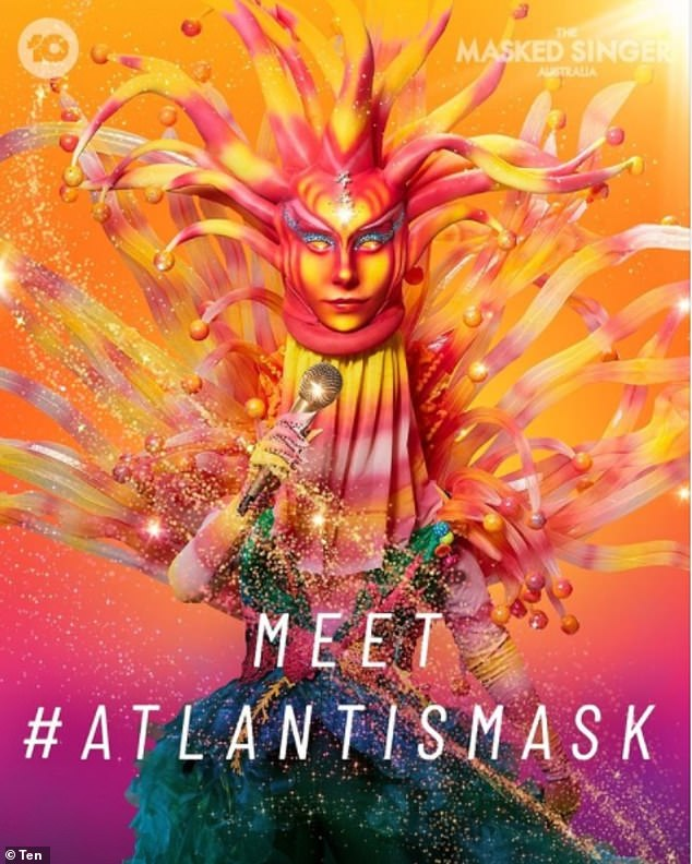 The Masked Singer SPOILER: Viewers are convinced they've worked out the celebrity behind the Atlantis costume - so do you agree?