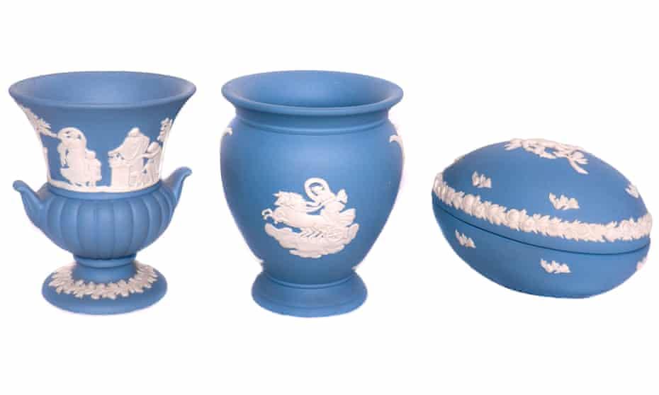 Wedgwood ceramics
