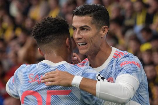 Cristiano Ronaldo has made a sensational start following his return to Man Utd