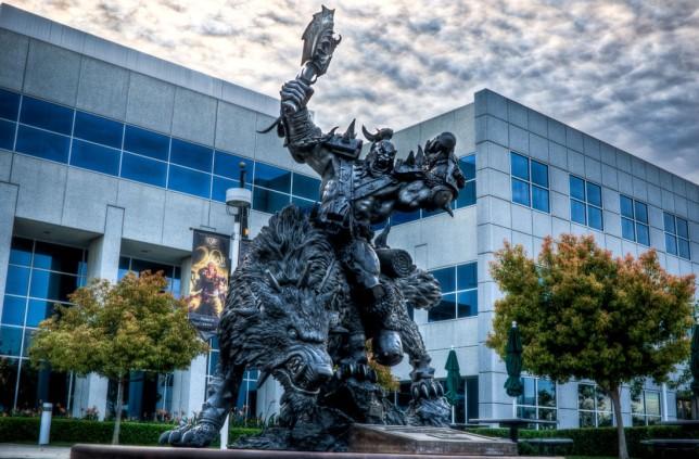 Blizzard Entertainment offices