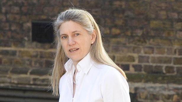 Tory peer Baroness Stroud
