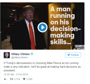 breaking-hillary-clinton-just-endorsed-mike-pence-she-just-forgot-her-own-running-mate