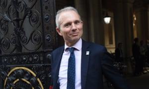 David Lidington, the PM's de facto deputy