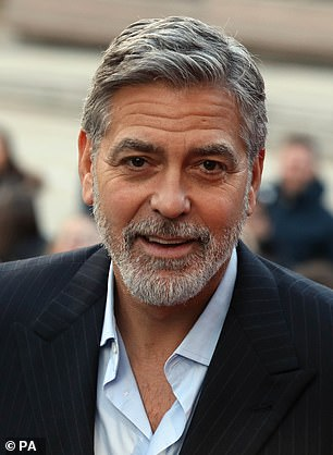 George Clooney called for a boycott of hotels owned by the Sultan of Brunei