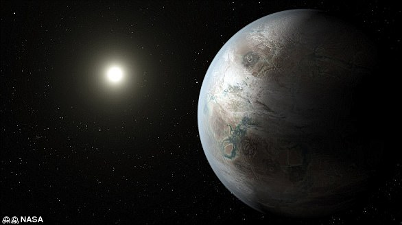 Kepler-452b, dubbed 'Earth 2.0',shares many characteristics with our planet despite sitting 1,400 light years away. It was found by Nasa's Kepler telescope in 2014