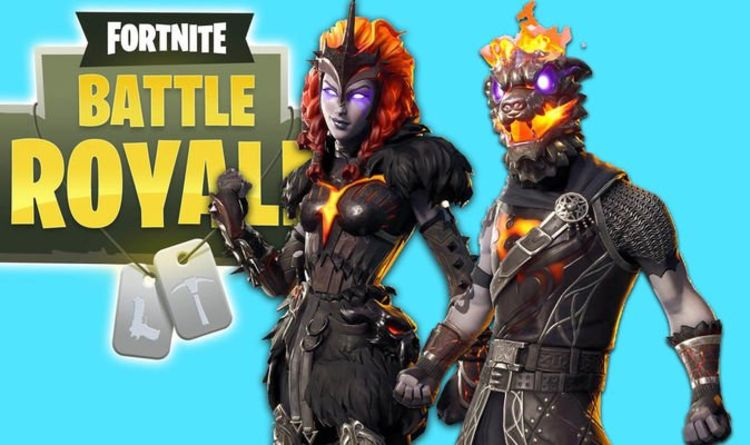 Pass The Versace Fortnite Fortnite Lava Legends Pack New Skin Hits Switch Ahead Of Release Date Newsgroove Uk