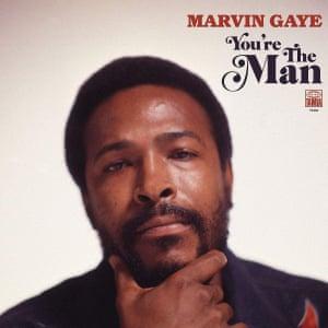 Marvin Gaye: You're the Man album artwork