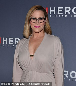 Panelist S.E. Cupp, called Clooney 'hypocritical'