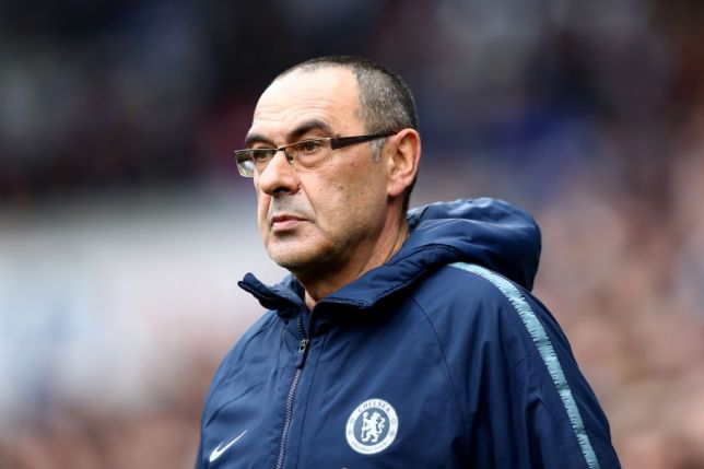 Chelsea staff make shock admission about Maurizio Sarri's future