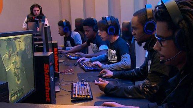 Video games are now a legitimate high school sport