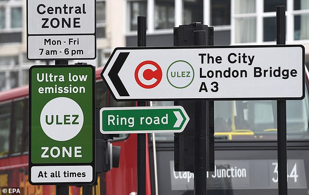 Dr Max says London's new ultra-low emission zone may increase mental health outcomes