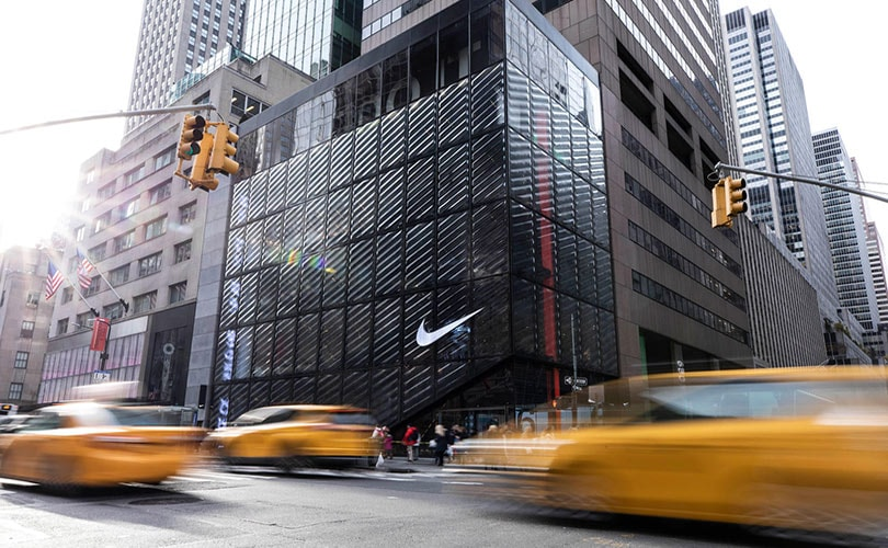Nike replaces diversity chief