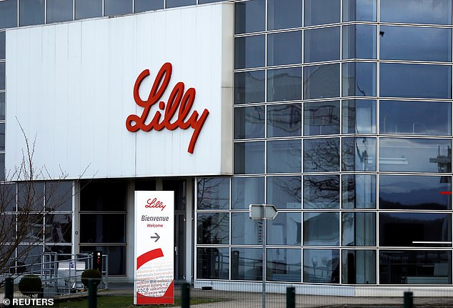 Emission levels vary wildly across the pharmaceutical sector, researchers found. For example, Eli Lilly and Company (pictured, stock image) had an emission intensity in 2015 that was 5.5 times greater than their fellow firm Roche Holding AG