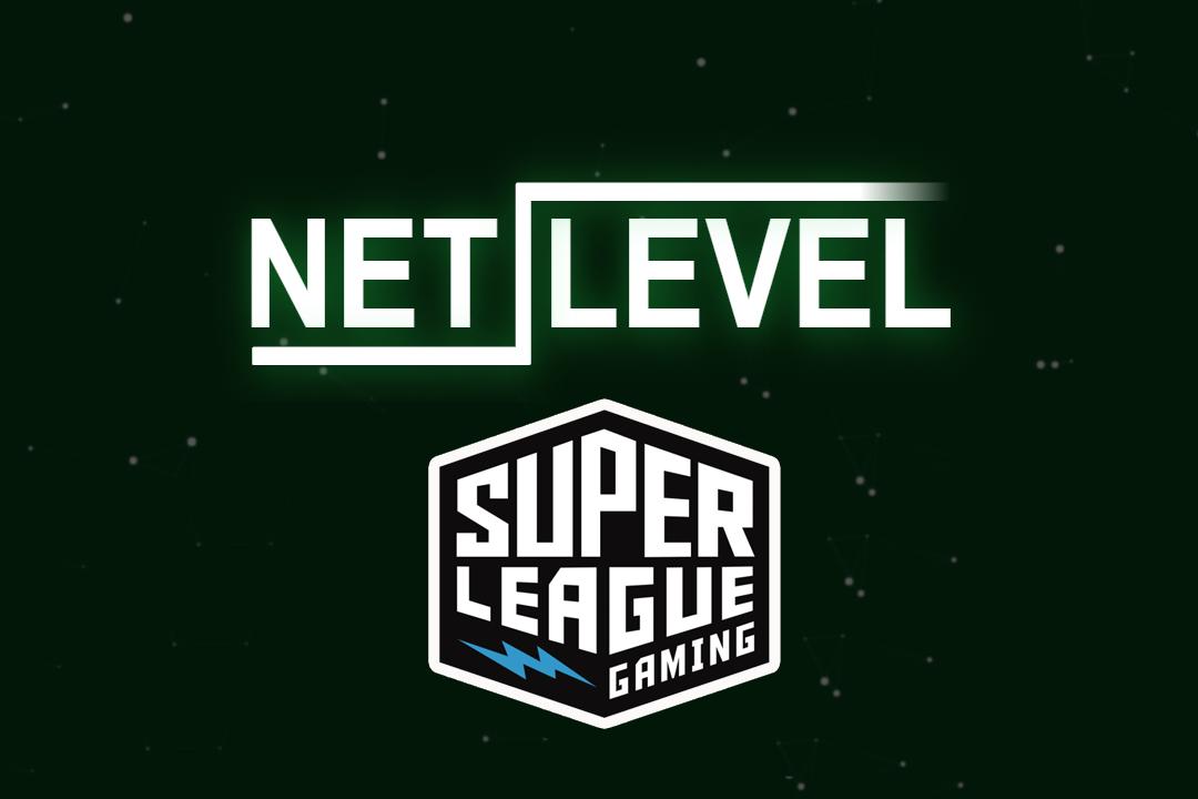 NetLevel Super League Gaming