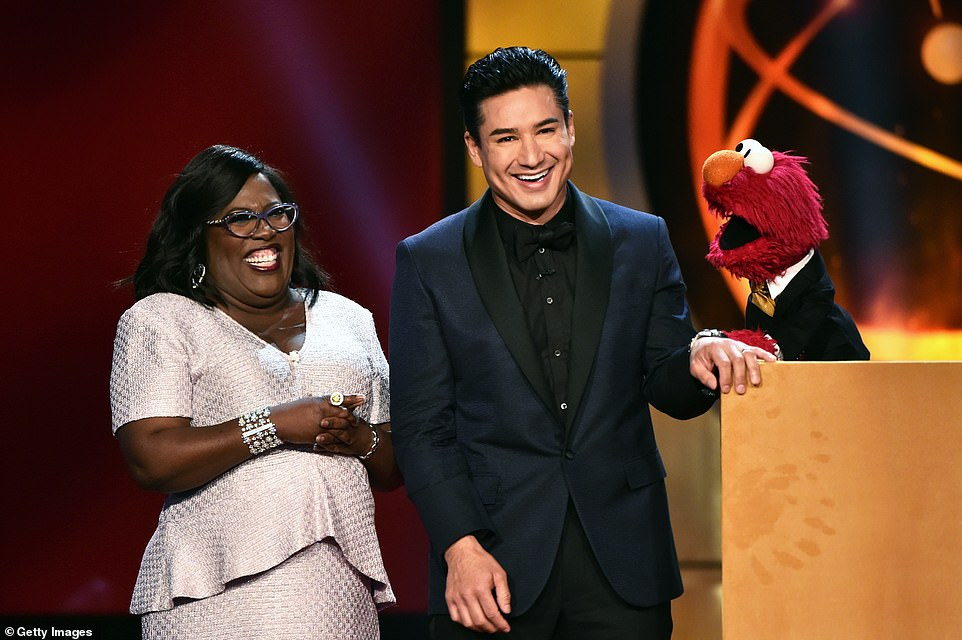 Crowd pleasers! Sheryl Underwood and Mario Lopez were the hosts of this year's Daytime Emmys