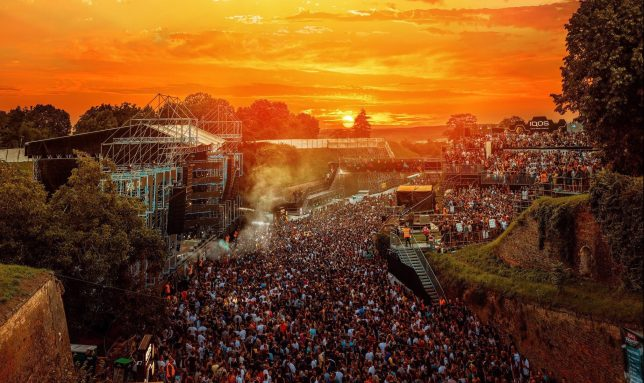 EXIT festival is fast becoming one of Europe's most respected festivals