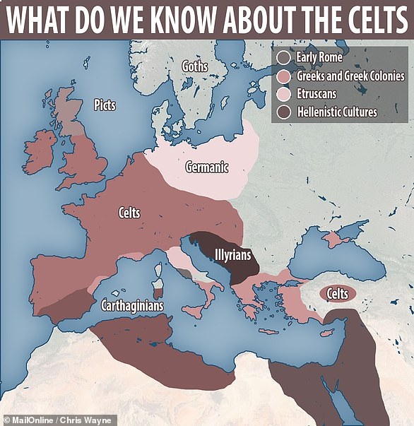 The Celts were a European cultural group first evident in the 7th or 8th century BC. However, exactly who they were and where they came from is still a source of some debate