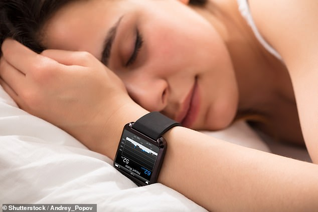 Smart beds and apps that track your sleep could be gathering health data which is potentially valuable to companies that collect and sell it, experts have warned. Sleep technology tracks when you toss and turn and might even be able to tell when you're having sex (stock)