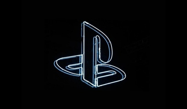 The next generation PlayStation logo - possibly the PS5