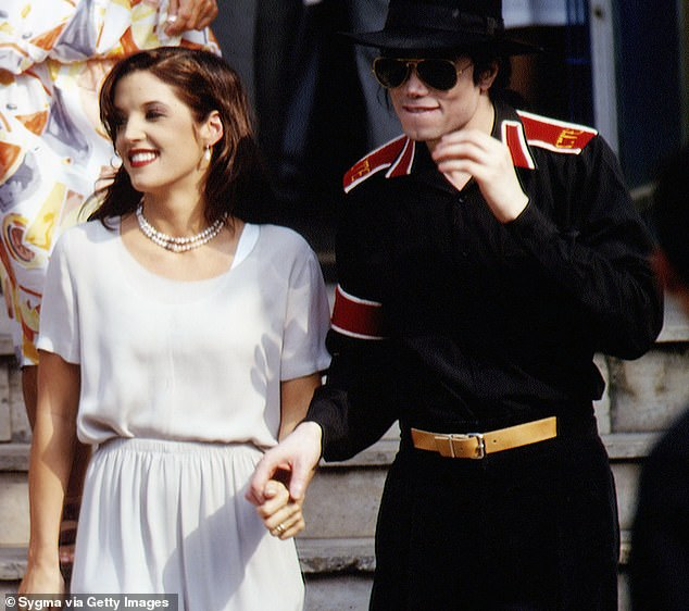 Author: Lisa Marie Presley has signed on to a $4M book deal. The daughter of Elvis Presley has plenty to write about - not only did she grow up under the shadow of the rock god, but she was also married to pop idol Michael Jackson from 1994 until 1996