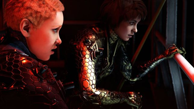 Wolfenstein: Youngblood (PS4) - the Blazkowiczs really hate Nazis