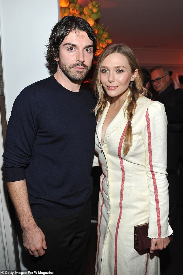 First spotted:The pair were first linked in spring 2017 when the Avengers star was spotted with the 27-year-old in New York City and made their first red carpet appearance that fall