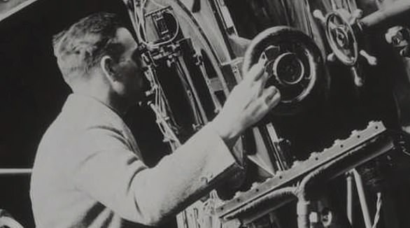 The Hubble telescope is named after famed astronomer Edwin Hubble who was born in Missouri in 1889 (pictured)