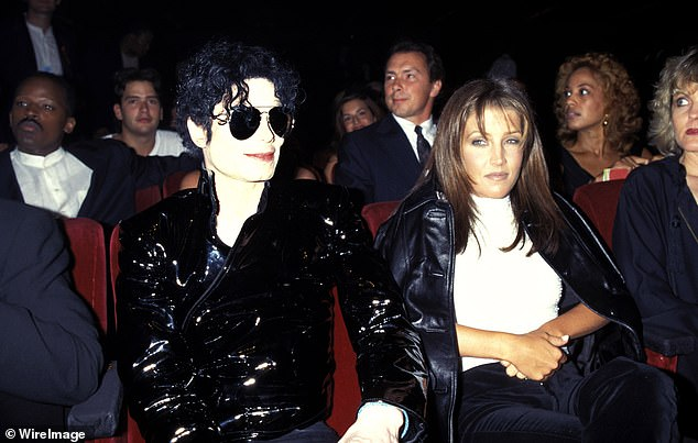 Rocky:In the past, Lisa - who has her taken a stab at a singing career - has only defended the star, who has been accused many times of group male children (his accusers have appeared in the shocking documentary Leaving Neverland which aired on HBO). 'I believed he didn't do anything wrong, and that he was wrongly accused and, yes, I started falling for him,' she said. 'I wanted to save him. I felt that I could do it'