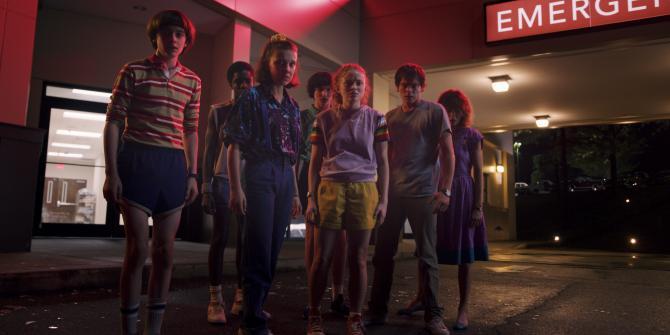 Stranger Things Season 3 Episode 5 The Flayed