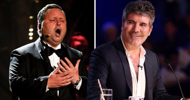 Simon Cowell doen't give Paul Potts the best reaction on BGT: The Champions