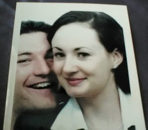 Ryan and Clare in about 1998.