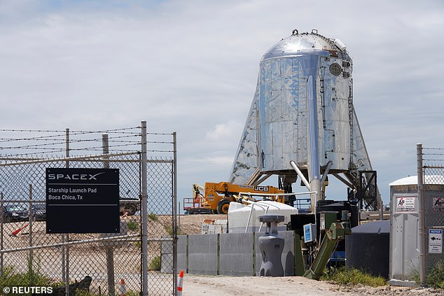 SpaceX's successful tests marked a major step for the company and for Starhopper which has never flown into the air without a tether prior to last month's launch