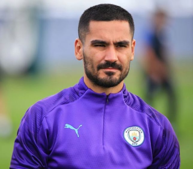 Ilkay Gundogan is looking forward to being pushed on by Liverpool