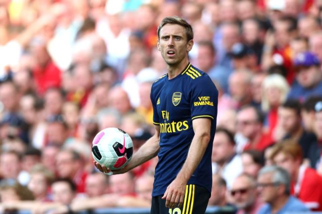 Nacho Monreal featured for Arsenal against Liverpool on Saturday but may have played his last game for the club