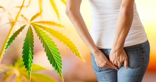 CBD for piles/hemorrhoids