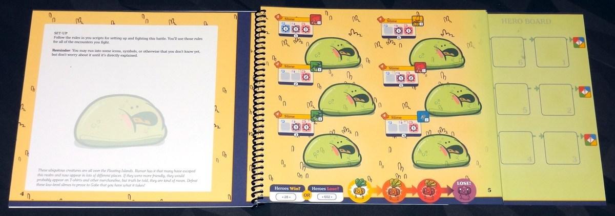 JRPG TAG Battle Book