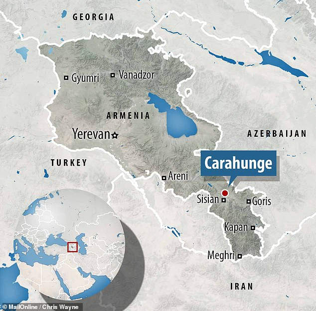 Members of the Bnorran Historic-Cultural NGO and the Armenian Institute of Archaeology and Ethnography co-signed an agreement on July 30 to collaborate in plumbing the mysteries of Carahunge, which lies near Sisian, in Armenia's Syunik Province