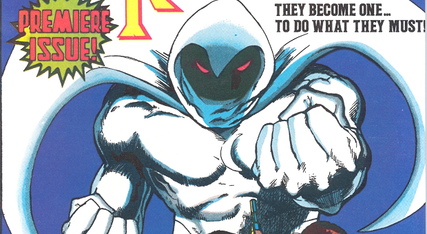 Marvel's Moon Knight #1